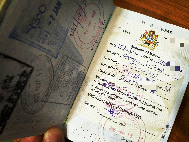 Malawi Visa